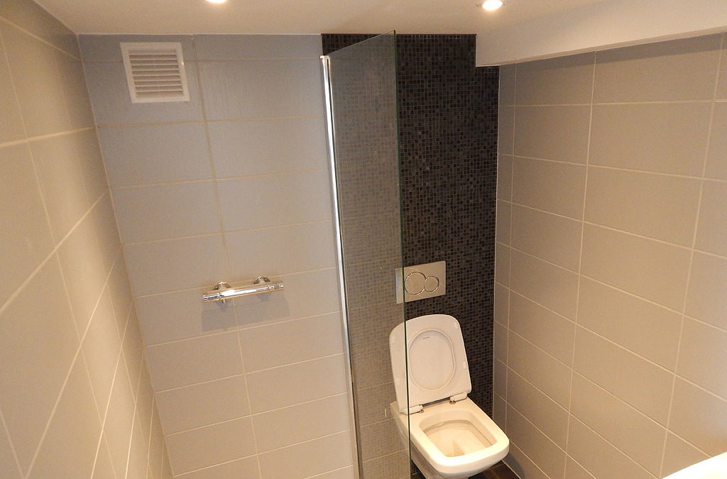 Zhotovení koupelny