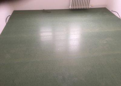 Nová skladba podlahy