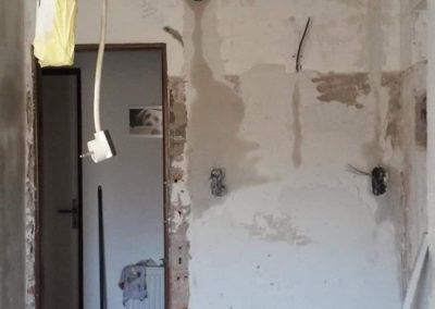 Rekonstrukce rodinného domu v Praze