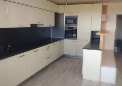 Výroba a montáž nové kuchyňské linky v Praze