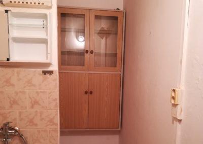 Rekonstrukce koupelny v panelovém bytě v Praze