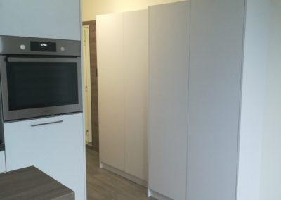 Rekonstrukce panelového bytu v Praze