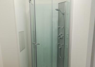 Rekonstrukce koupelny v pražském, panelovém bytě